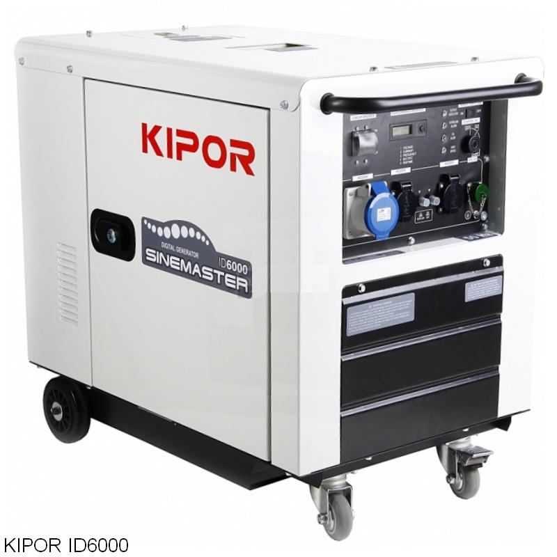 KIPOR_ID6000