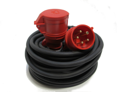 Extension cord - Neoprene - RN-F 5x6 mm2 - 32A - 400V